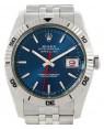 Rolex Datejust Turn-O-Graph Acier Inoxydable Bleu Cadran116264