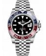 Rolex GMT-Master II Pepsi 126710BLRO Montre Homme