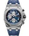Audemars Piguet Royal Oak Offshore Chronographe 42mm Navy Homme 26470ST.OO.A027CA.01