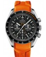 Omega Speedmaster HB-SIA GMT Chronographe 44.25mm Automatique Hommes 321.92.44.52.01.003