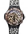 Replique Montre Hublot Big Bang Chronographe Leopard Dial 341.cw.7717.nr.1977