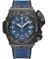 Hublot King Power Oceanographic 4000 Tout Noir Blue 731.QX.5190.GR