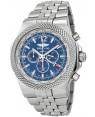 Breitling Bentley GMT Chronographe Automatique Bleu Cadran Hommes A4736212-C768