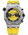Audemars Piguet Royal Oak Offshore Diver Chronographe Jaune Cadran 26703ST.OO.A051CA.01