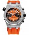 Audemars Piguet Royal Oak Offshore Diver Chronographe Orange Cadran 26703ST.OO.A070CA.01