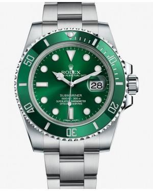 Rolex Submariner Date Vert Cadran116610LV