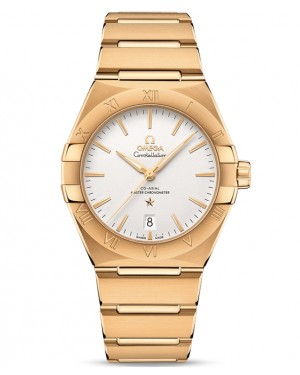 Omega Constellation Co-Axial Master Chronometer Or Jaune Homme 131.50.39.20.02.002