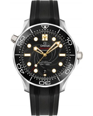 Omega Seamaster Diver James Bond 2019 Montre Homme 210.22.42.20.01.004