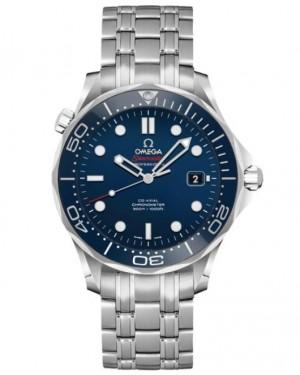 Omega Seamaster Diver 300m Montre Cadran Bleu Homme 212.30.41.20.03.001