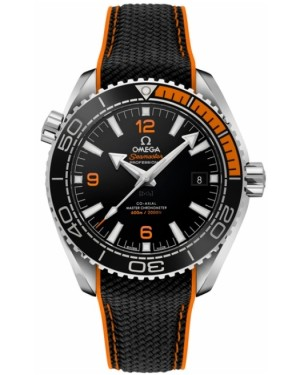 Omega Seamaster Planet Ocean 600m Montre Orange 215.32.44.21.01.001
