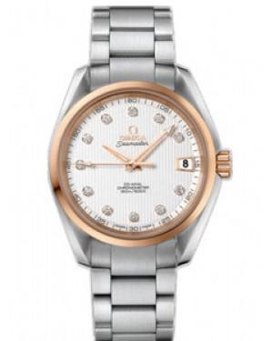 Omega Seamaster Aqua Terra Mid-Size Chronometer Automatique 38.5mm Hommes 231.20.39.21.52.003