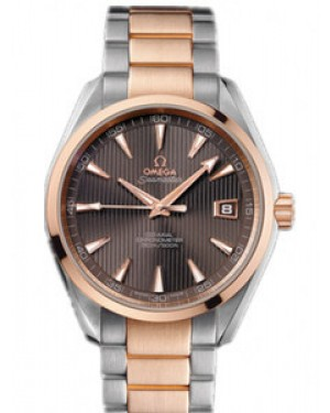 Omega Seamaster Aqua Terra 41.5mm Chronometer Cadran Gris Hommes 231.20.42.21.06.001
