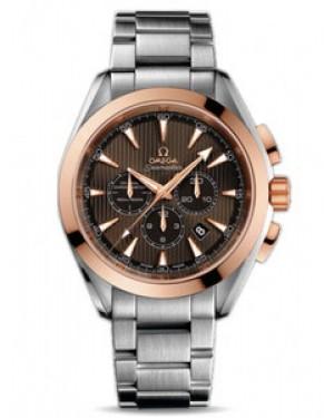 Omega Seamaster Aqua Terra Chronographe 44mm Automatique Chronometer Hommes 231.20.44.50.06.002