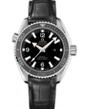 Omega Seamaster Planet Ocean 37.5mm Auto Chronometer Cadran Noir Hommes 232.33.38.20.01.001