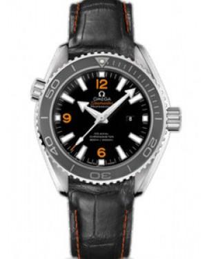 Omega Seamaster Planet Ocean 37.5mm Auto Chronometer Cadran Noir Hommes 232.33.38.20.01.002