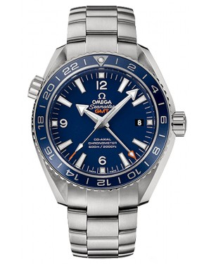 Omega Seamaster Planet Ocean GMT 600M Automatique Chronometer Titane Hommes 232.90.44.22.03.001