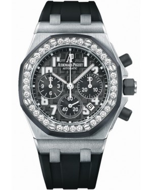 Audemars Piguet Royal Oak Offshore Chronographe 37mm Diamant Femme 26048SK.ZZ.D002CA.01