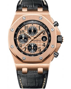 Audemars Piguet Royal Oak Offshore Diver Or Rose Homme 26470OR.OO.A002CR.01