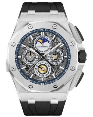Audemars Piguet Royal Oak Offshore Grande Complication Or Blanc Homme 26571BC.OO.A002CA.01