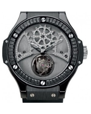 Replique Montre Hublot Big Bang Bat Bang Black Carat Homme 305.cd.0003.rx.1900