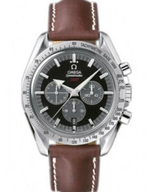 Omega Speedmaster Broad Arrow 42mm Automatique Cadran Noir Hommes 321.12.42.50.01.001