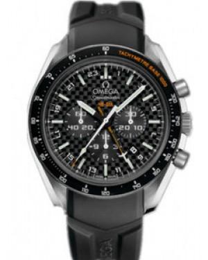 Omega Speedmaster HB-SIA GMT 44.25mm Automatique Chronographe Hommes 321.92.44.52.01.001