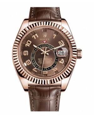 Rolex Sky Dweller Everose Or 326135