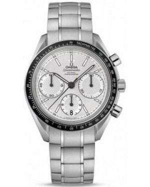 Omega Speedmaster Racing Co-Axial Chronographe 40 mm Cadran Argente Dames 326.30.40.50.02.001