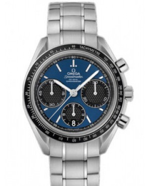 Omega Speedmaster Racing Co-Axial Chronographe 40mm Cadran Bleu Hommes 326.30.40.50.03.001