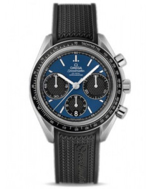 Omega Speedmaster Racing Co-Axial Chronographe 40mm 40mm Automatique Cadran Bleu Hommes 326.32.40.50.03.001