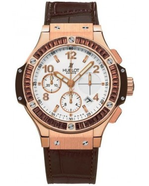 Replique Montre Hublot Big Bang Tutti Frutti Hazelnut 41mm 341.PC.2010.LR.1903
