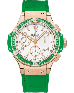 Replique Montre Hublot Big Bang Gold Tutti Frutti 41mm 341.PG.2010.LR.1922