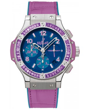Replique Montre Hublot Big Bang Pop Art 41mm 341.SV.5199.LR.1905.POP14