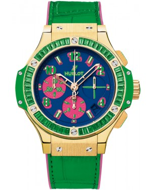 Replique Montre Hublot Big Bang Pop Art Or Jaune Apple 41mm 341.VG.5199.LR.1922.POP14