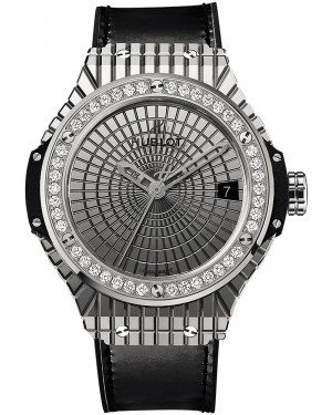 Replique Montre Hublot Big Bang Steel Caviar 41mm 346.SX.0870.VR.1204