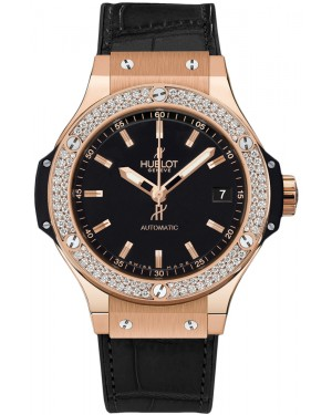 Replique Montre Hublot Big Bang Automatique Or 38mm 365.PX.1180.LR.1104