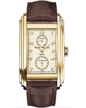 Patek Philippe Grand Complications Tourbillon 10 Jours Or Jaune 5101J