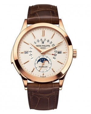 Patek Philippe Calendrier Perpetuel Or Rose Homme 5216R-001