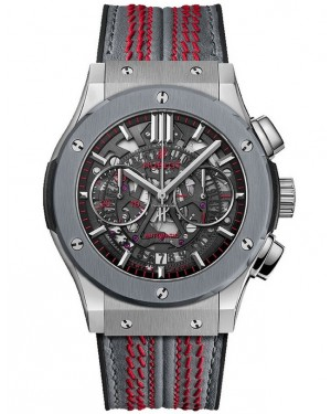 Hublot Classic Fusion Aerofusion Cricket World Cup 2019 Chronographe Montre Homme 525.NF.0137.VR.WCC19