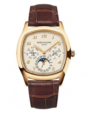 Patek Philippe Grand Complications Perpetual Calendar Or Jaune Homme 5940J-001