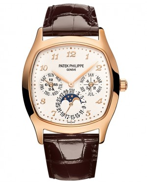 Patek Philippe Grand Complications Perpetual Calendar Or Rose Homme 5940R-001