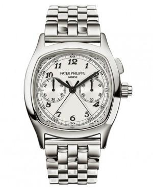 Patek Philippe Grand Complications Split Seconds Chronographe Acier Inoxydable Homme 5950/1A-001