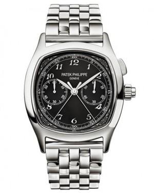 Patek Philippe Grand Complications Split Seconds Chronographe Noir Homme 5950/1A-012