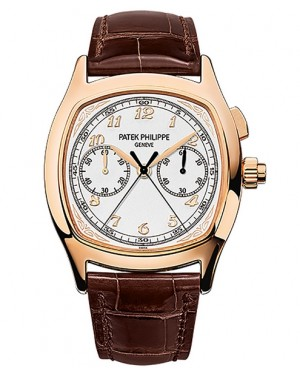 Patek Philippe Grand Complications Split Seconds Chronographe Or Rose Homme 5950R-001