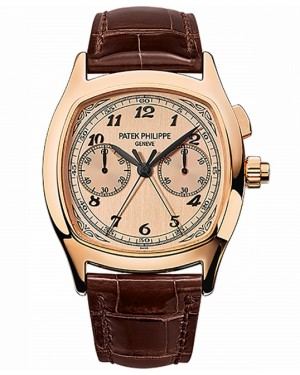 Patek Philippe Grand Complications Split Seconds Chronographe Or Rose Homme 5950R-010