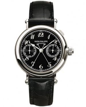 Patek Philippe Grand Complications Chronographe Platine Noir Homme 5959P-011