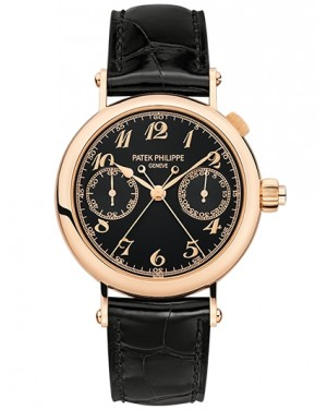 Patek Philippe Grand Complications Chronographe Or Rose Homme 5959R-001