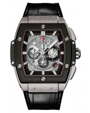 Replique Hublot Spirit of Big Bang Titanium Ceramique Hommes 601.NM.0173.LR