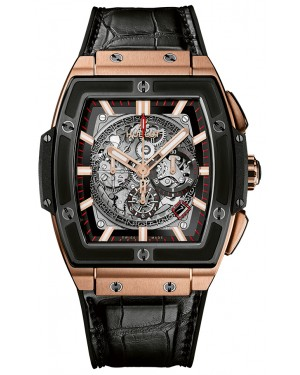 Replique Hublot Spirit Of Big Bang Chronographe 601.OM.0183.LR