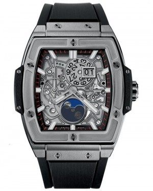 Hublot Spirit of Big Bang Moonphase Titane Homme 647.NX.1137.RX